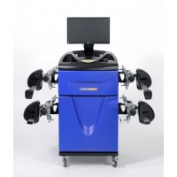 Стенд Сход-Развал CCD для легковых автомобилей Техно Вектор 5 V 5214 N PRRC