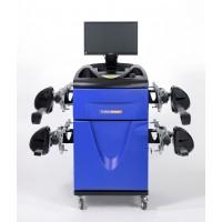 Стенд Сход-Развал CCD для легковых автомобилей Техно Вектор 5 V 5214 NR PRRC