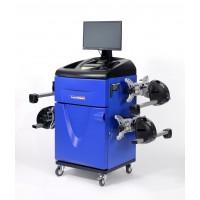 Стенд Сход-Развал CCD для легковых автомобилей Техно Вектор 5 V 5216 PRRC
