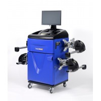 Стенд Сход-Развал CCD для легковых автомобилей Техно Вектор 5 V 5216 R PRRC