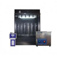 Стенд для УЗ очистки и диагностики инжекторов, работающий от внешней пневмосети SMC-302mini