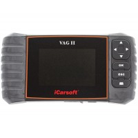 iCarsoft VAG II для Volkswagen / Audi