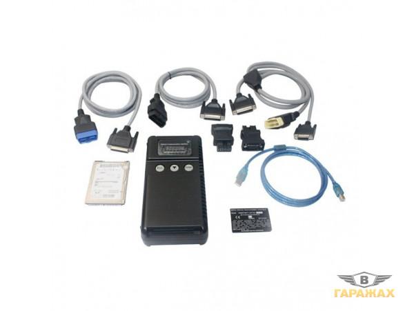 Диагностический сканер Mitsubishi MUT 3 купить в интернет-магазине «В гаражах»