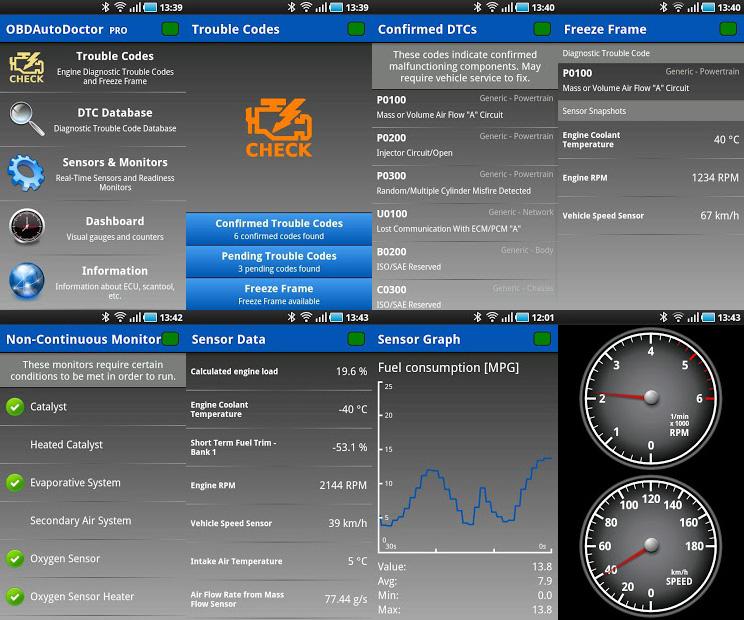 Программы для сканера elm327 на русском для ios бесплатно